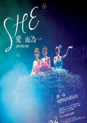 点击播放《S.H.E:爱而为一演唱会影音馆》