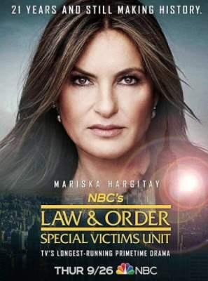 法律與秩序:特殊受害者第二十一季全集觀看