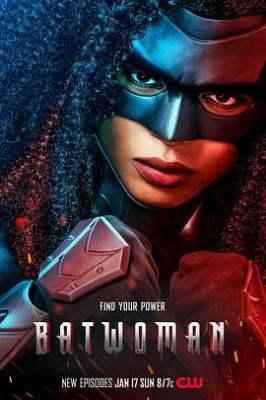 蝙蝠女侠第二季全集观看